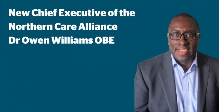 Dr Owen Williams OBE