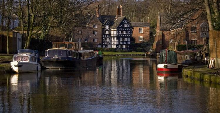 A photo of Worsley - Salford