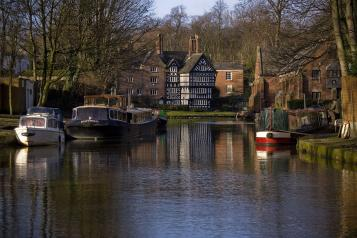 A photo of Worsley - Salford